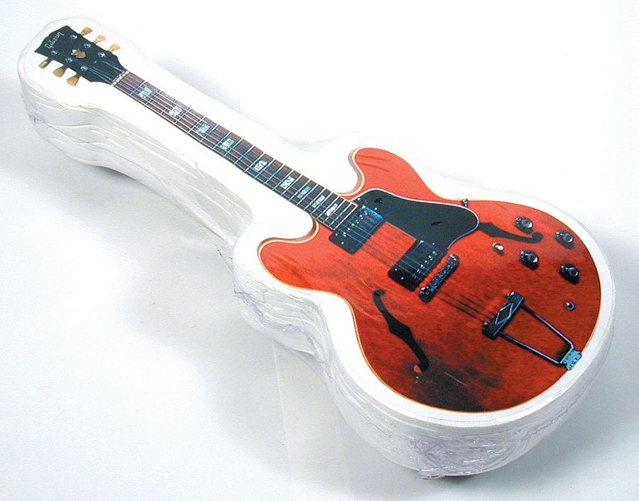 guitar compressed shirt
